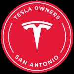 Tesla Owners Club of San Antonio logo